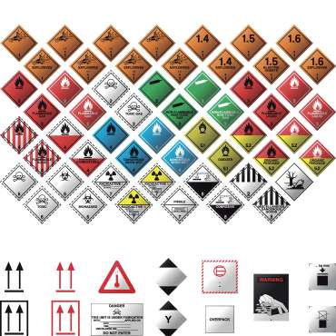 Hazardous/chemical substances